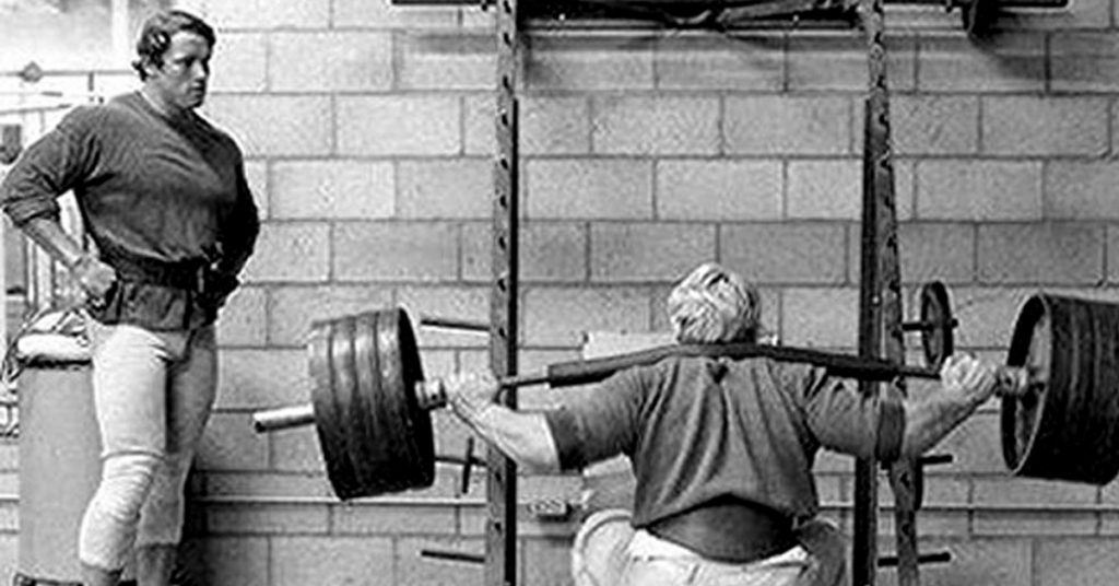 Old School Lifters